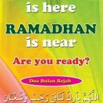 Rejab is Here
